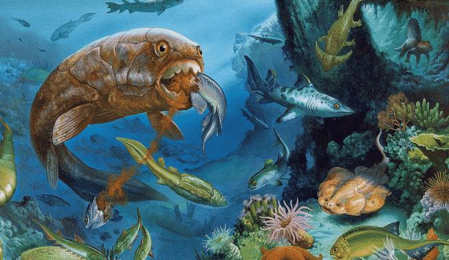 Jenis ikan agnatha